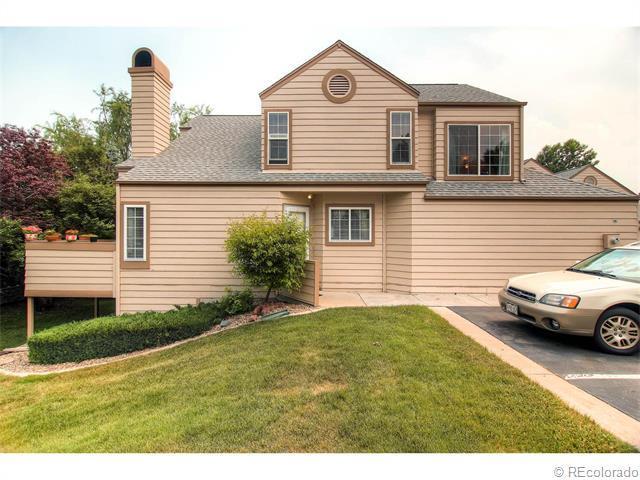 5028 S Nelson Street D, Littleton, CO 80127 (#1198143) :: The Peak Properties Group