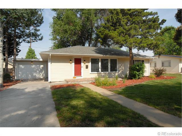 2531 S Bellaire Street, Denver, CO 80222 (#1198465) :: The Peak Properties Group