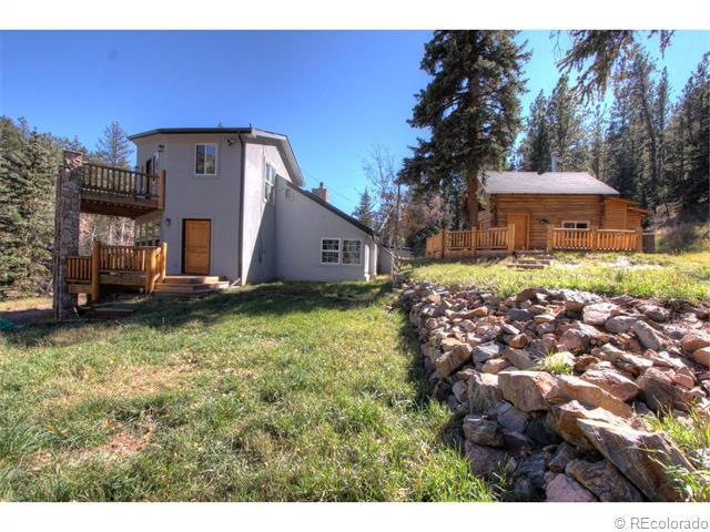 12543 S Elk Creek Road, Pine, CO 80470 (#1206637) :: The Peak Properties Group