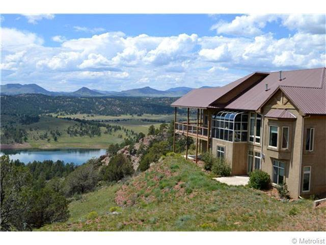 316 S Lakeview Forest Heights, Florissant, CO 80816 (MLS #1228208) :: 8z Real Estate
