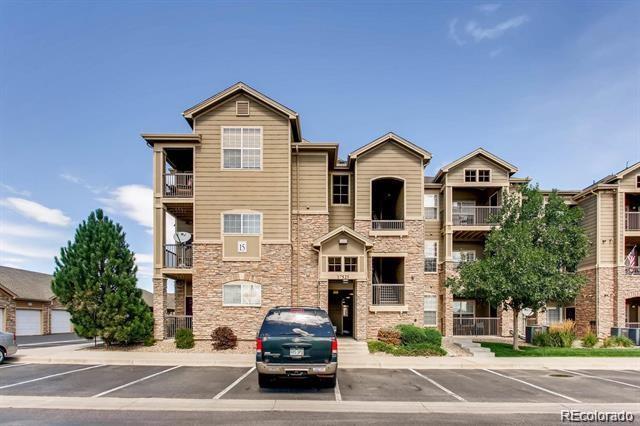 9142 Lodestar Lane #201, Parker, CO 80134 (#1511886) :: Bring Home Denver