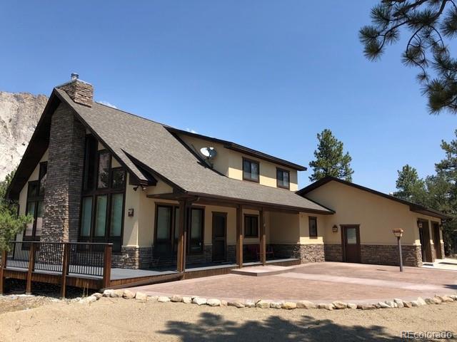 20577 Sunridge Road, Nathrop, CO 81236 (MLS #1670694) :: 8z Real Estate