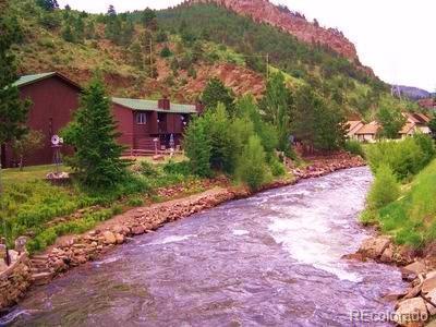 2915 Riverside Drive, Idaho Springs, CO 80452 (#2014715) :: The Heyl Group at Keller Williams