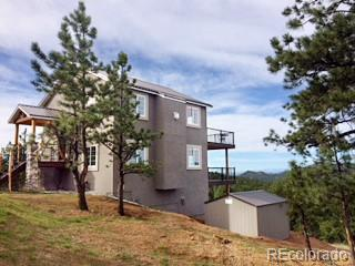 127 Carlton Circle, Florissant, CO 80816 (#2186531) :: The Pete Cook Home Group