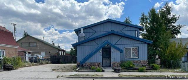129 W 6th Street, Leadville, CO 80461 (#2205067) :: The HomeSmiths Team - Keller Williams