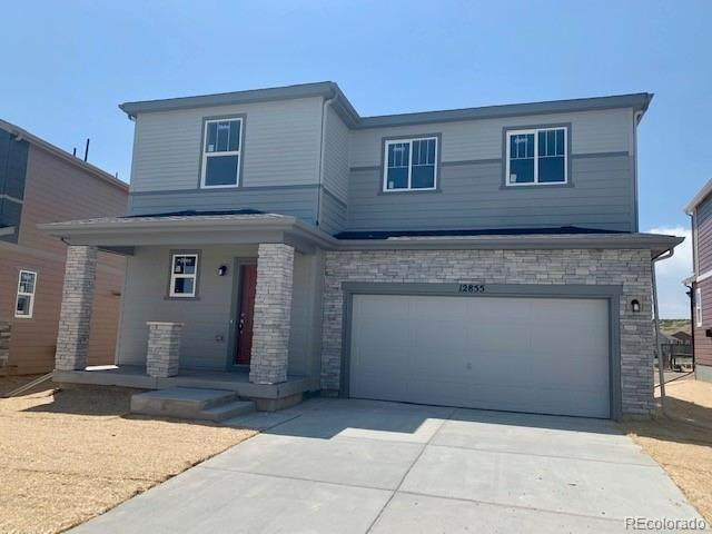 12855 Randles Avenue, Parker, CO 80134 (#2267931) :: The DeGrood Team