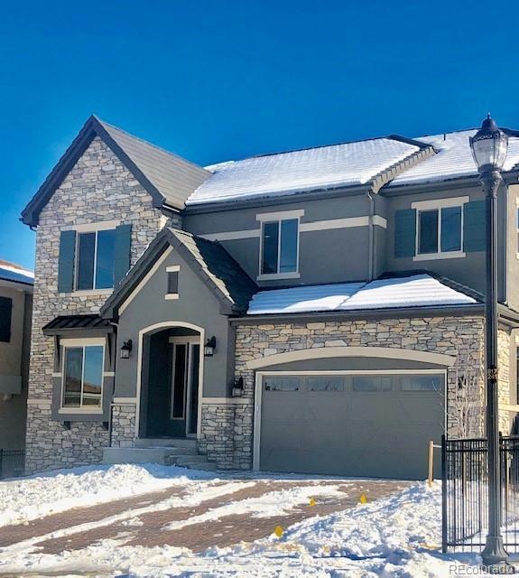 6938 E Lake Drive, Centennial, CO 80111 (#2392371) :: The Peak Properties Group