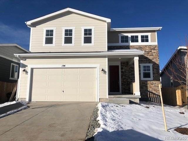 194 Vista Cliff Circle, Castle Rock, CO 80104 (MLS #2544123) :: 8z Real Estate