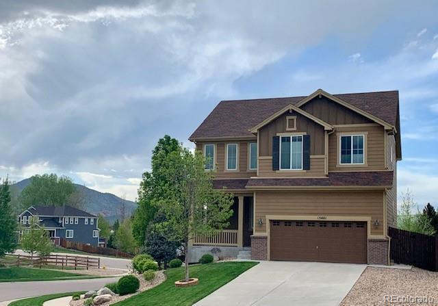 13401 W Bellwood Avenue, Morrison, CO 80465 (#2597911) :: James Crocker Team