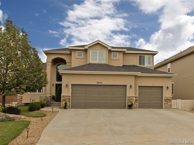 8802 Welsh Lane, Frederick, CO 80504 (#2607908) :: Bring Home Denver