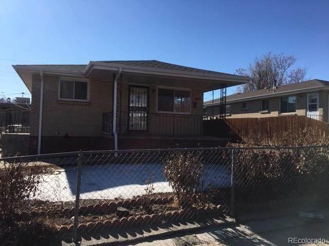 2924 W Denver Place, Denver, CO 80211 (MLS #2738150) :: 8z Real Estate