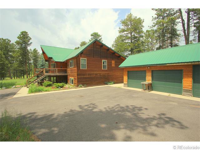 23711 Pleasant Park Road, Conifer, CO 80433 (MLS #2742739) :: 8z Real Estate