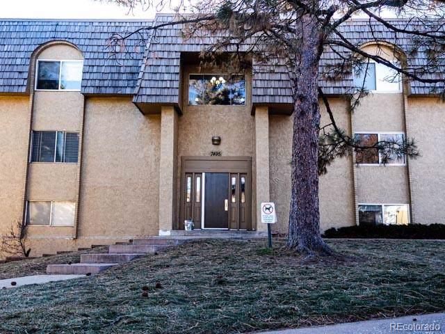 7495 E Quincy Avenue #201, Denver, CO 80237 (MLS #3112852) :: Bliss Realty Group