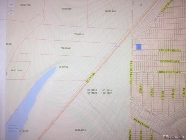 County Rd N 6, San Luis, CO 81152 (#3184982) :: The HomeSmiths Team - Keller Williams
