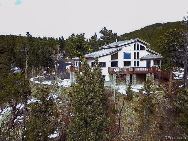 10975 Elizabeth Drive, Conifer, CO 80433 (#3435578) :: Structure CO Group