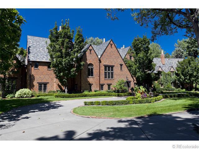 9 Cherry Hills Park Drive, Cherry Hills Village, CO 80113 (#3534888) :: Wisdom Real Estate