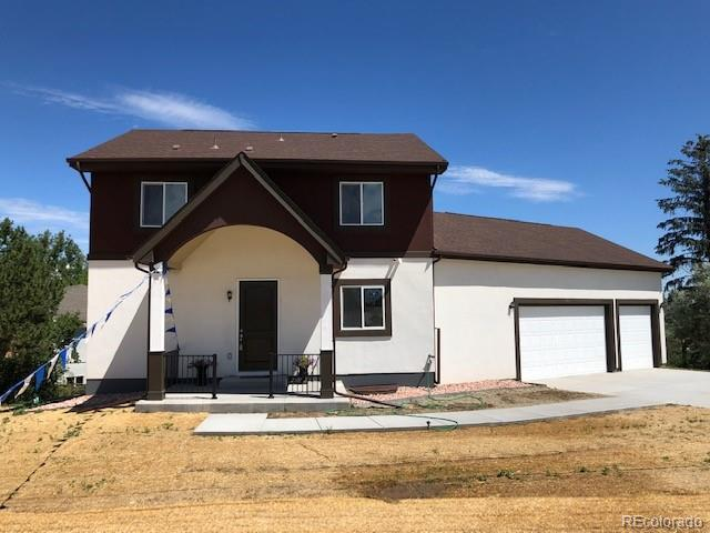 535 E 1st Avenue, Castle Pines, CO 80108 (MLS #3535245) :: 8z Real Estate