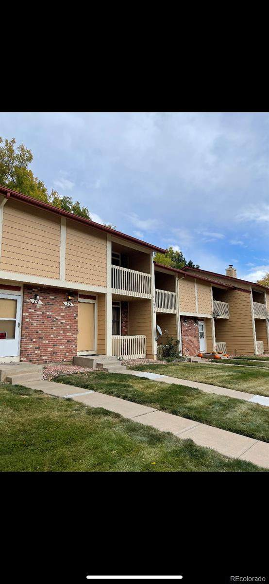 11674 Community Center Drive #75, Northglenn, CO 80233 (#3634877) :: Venterra Real Estate LLC