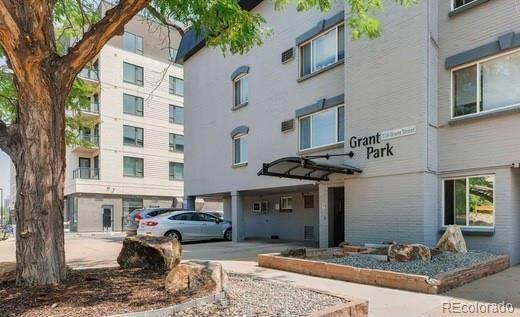 336 N Grant Street #201, Denver, CO 80203 (#3653372) :: The Margolis Team