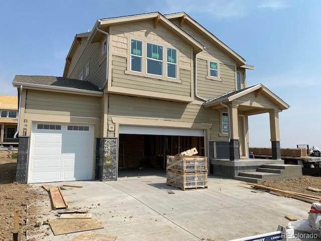 5383 E 148th Avenue, Thornton, CO 80602 (#3940008) :: The HomeSmiths Team - Keller Williams