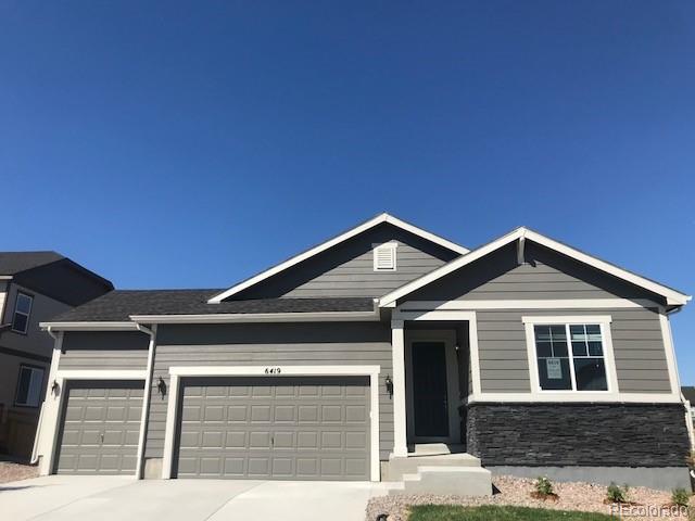6419 Leilani Lane, Castle Rock, CO 80108 (MLS #4119497) :: 8z Real Estate