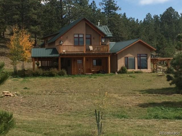 1235 Schulze Ranch Road, Westcliffe, CO 81252 (#4127163) :: House Hunters Colorado
