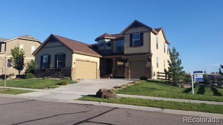 22324 E Hidden Trail Drive, Parker, CO 80138 (#4246557) :: Briggs American Properties