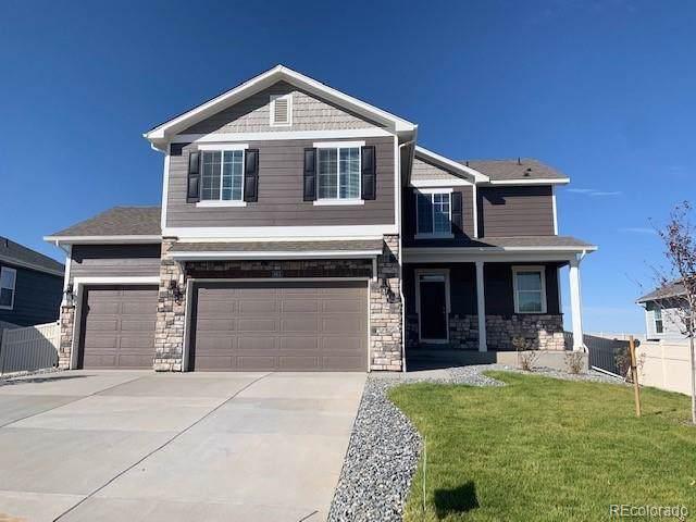 5370 Silverleaf Avenue, Firestone, CO 80504 (#4254264) :: HomePopper