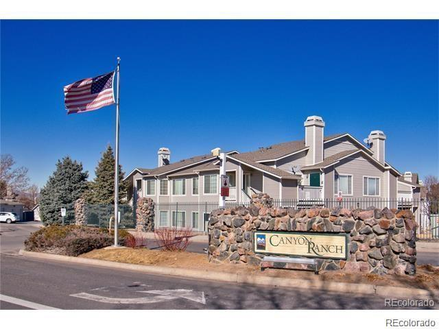 8460 Little Rock Way #102, Highlands Ranch, CO 80126 (#4465951) :: RE/MAX Professionals