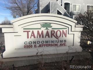 8500 E Jefferson Avenue 6F, Denver, CO 80237 (#4615306) :: RE/MAX Professionals
