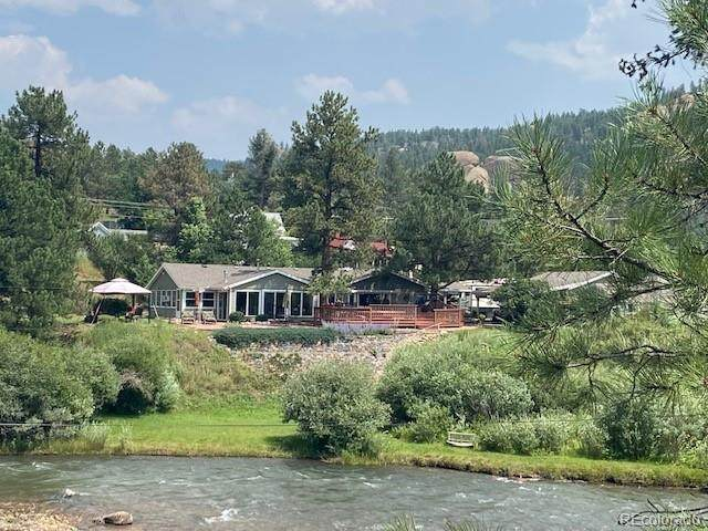 16657 County Road 126, Pine, CO 80470 (#4666705) :: Berkshire Hathaway HomeServices Innovative Real Estate