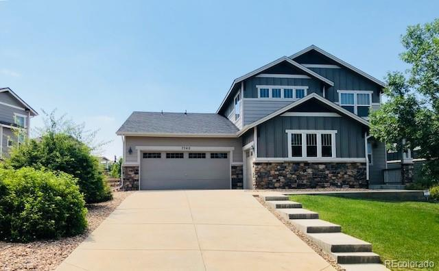7540 S Jackson Gap Way, Aurora, CO 80016 (#4701741) :: The DeGrood Team