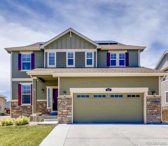 6117 Marble Mill Place, Frederick, CO 80516 (#4838643) :: The Heyl Group at Keller Williams