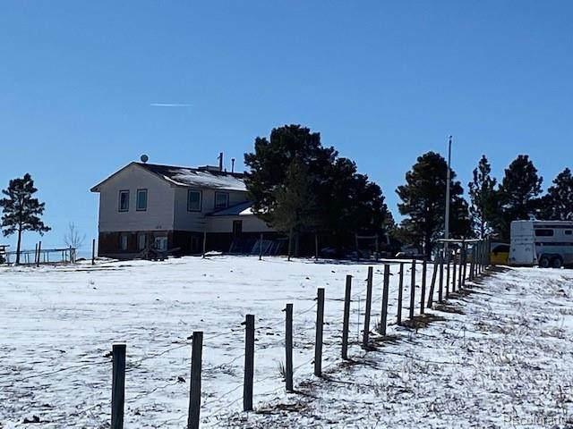 2240 Arabian Trail, Elizabeth, CO 80107 (MLS #4856147) :: 8z Real Estate