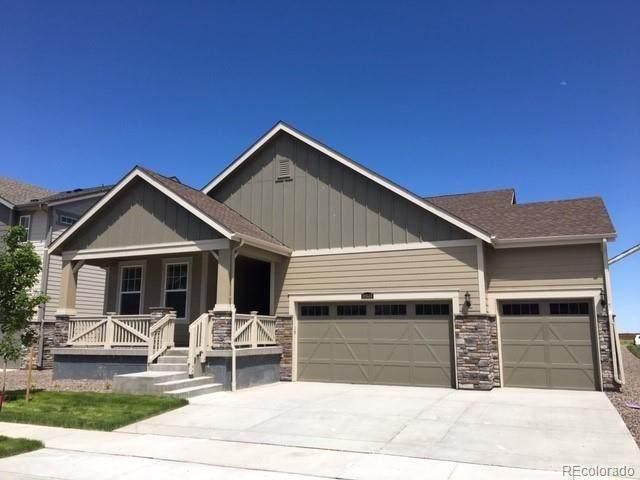 10948 Wheeling Court, Commerce City, CO 80022 (MLS #5027162) :: 8z Real Estate