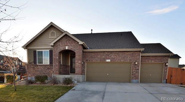 9911 Mobile Street, Commerce City, CO 80022 (#5130622) :: House Hunters Colorado