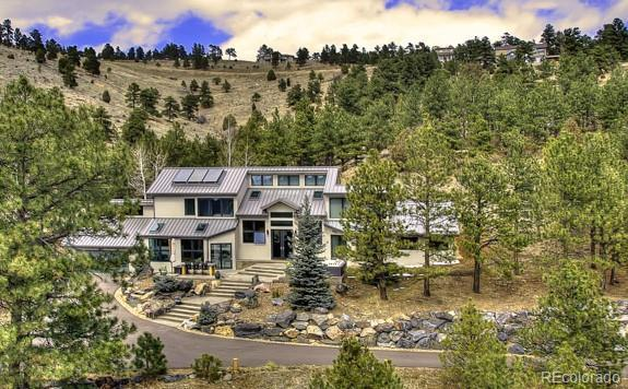 2193 Montane Drive, Golden, CO 80401 (#5225143) :: The Peak Properties Group