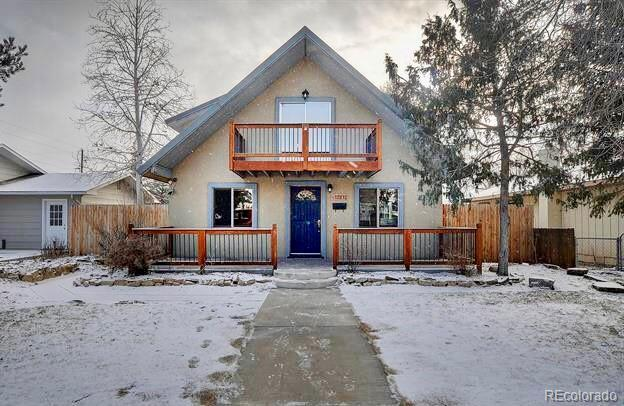 1221 E Street, Salida, CO 81201 (#5410210) :: The HomeSmiths Team - Keller Williams