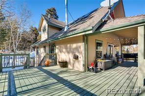 10674 Crystal Drive, Morrison, CO 80465 (#5554846) :: The Peak Properties Group