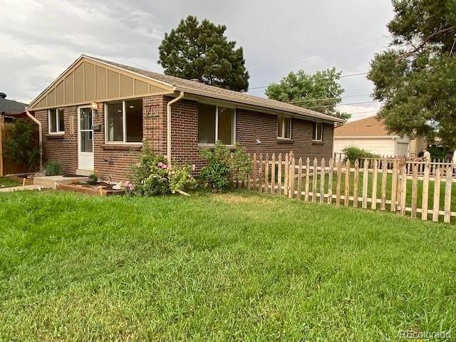 5306 Pierce Street, Arvada, CO 80002 (#5825716) :: Finch & Gable Real Estate Co.