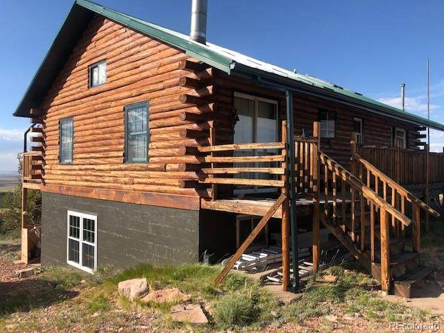 795 Ground Squirrel Road, Red Feather Lakes, CO 80545 (#5999807) :: Real Estate Professionals