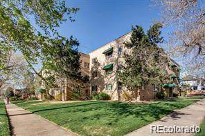2100 Franklin Street #4, Denver, CO 80205 (MLS #6123291) :: 8z Real Estate