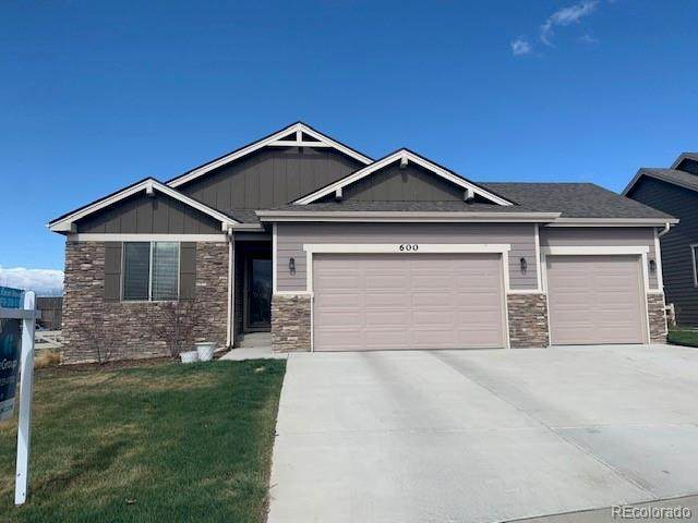 600 Red Tail Drive, Eaton, CO 80615 (#6182266) :: The Dixon Group