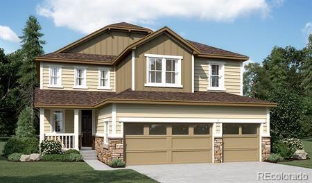 11217 Endeavor Drive, Parker, CO 80134 (#6246066) :: The Peak Properties Group