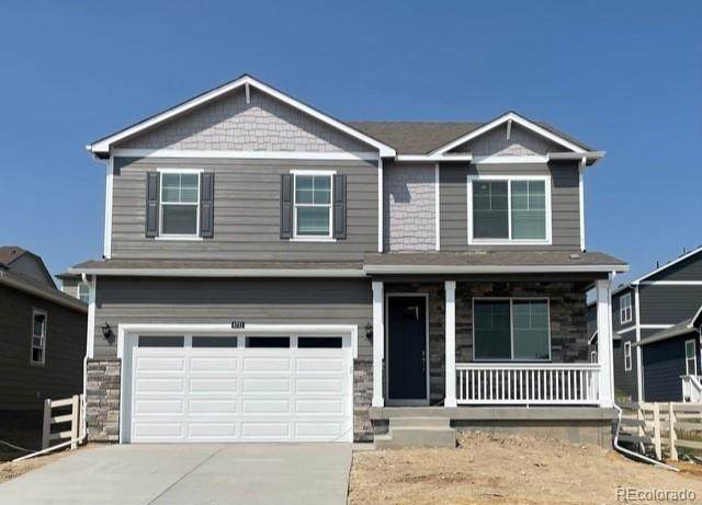 4780 Fiadore Lane, Castle Rock, CO 80104 (MLS #6257997) :: Clare Day with Keller Williams Advantage Realty LLC