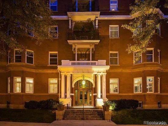 836 E 17th Avenue 4E, Denver, CO 80218 (#6274646) :: Berkshire Hathaway Elevated Living Real Estate