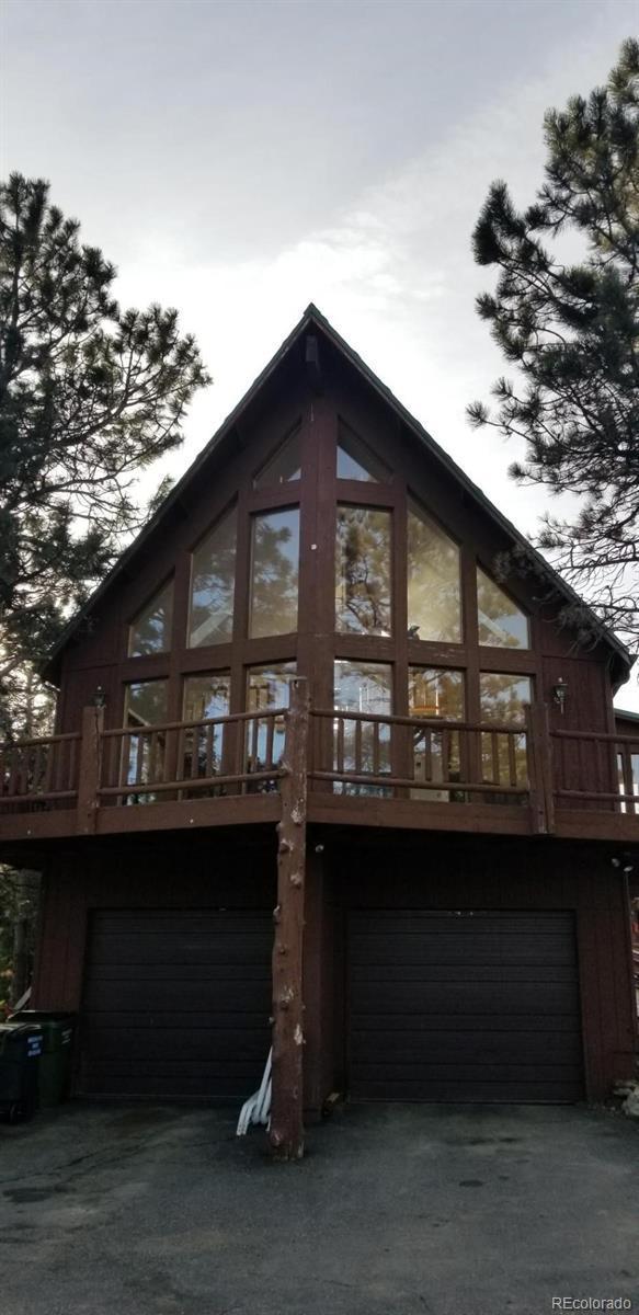 1149 Dick Mountain Drive, Bailey, CO 80421 (MLS #6276742) :: 8z Real Estate