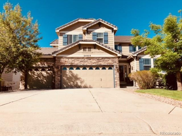 24023 E Oregon Place, Aurora, CO 80018 (#6346124) :: The Galo Garrido Group