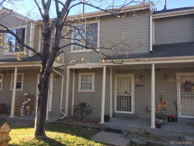 1818 S Quebec Way 3-9, Denver, CO 80231 (#6421390) :: Wisdom Real Estate