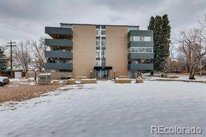 675 S University Boulevard #403, Denver, CO 80209 (#6509090) :: Sultan Newman Group